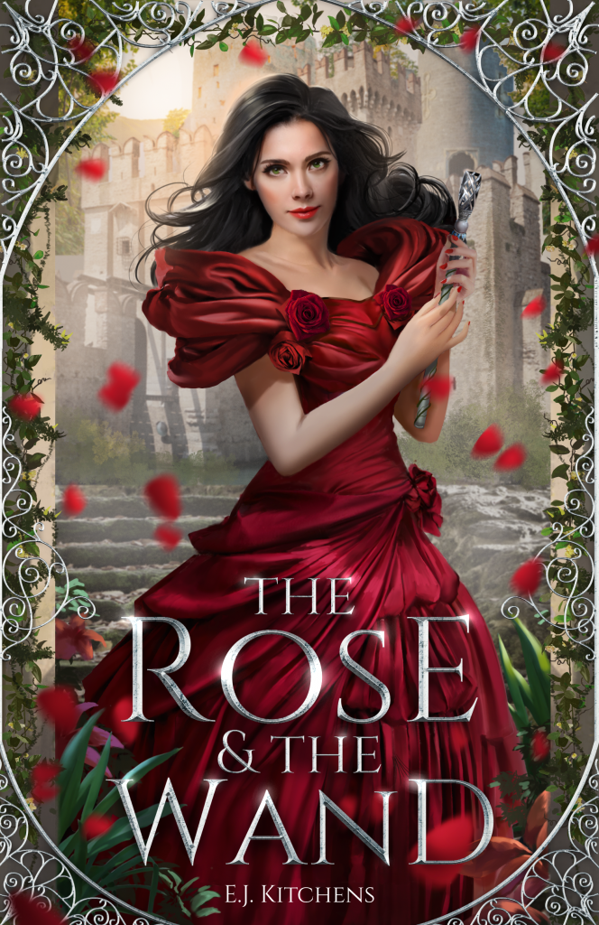 The Rose and the Wand book